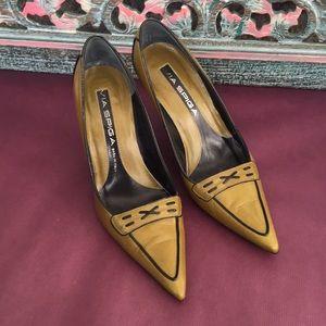 Via Spiga Italian High Heels Shoes 7.5